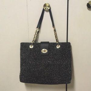 Talbots wool Handbag